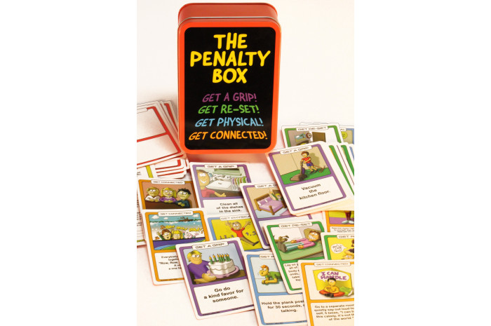 The Penalty Box Anger Management Game