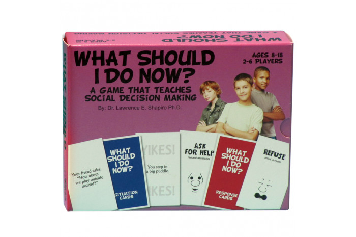 What Should I Do Now? Social Decision Making Card Game