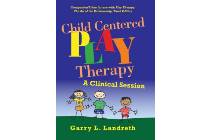Child Centered Play Therapy DVD