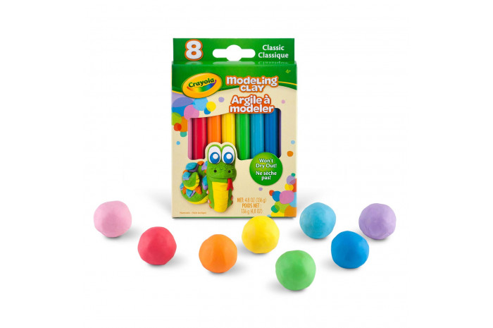 Crayola Modeling Clay Pack - Assorted Classic Colors