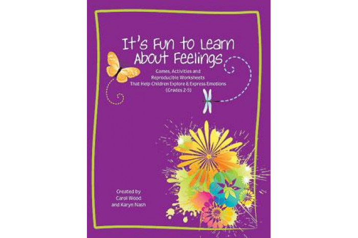 It's Fun to Learn About Feelings Activity Book
