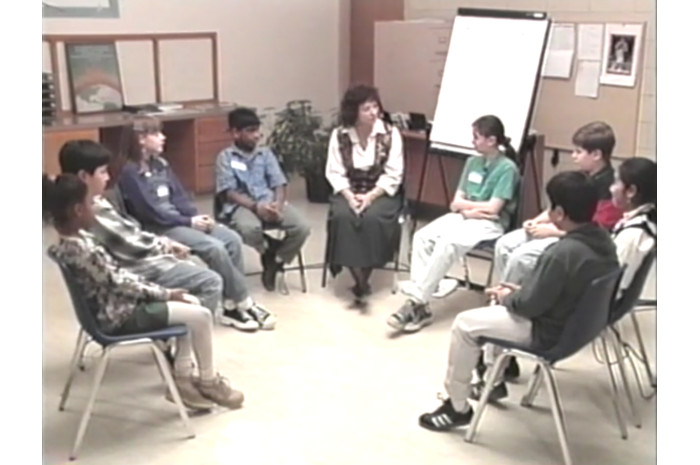 Skills and Techniques for Group Counseling with Youth DVD Set
