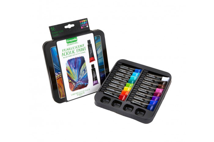 Crayola Signature Acrylic Paint Set