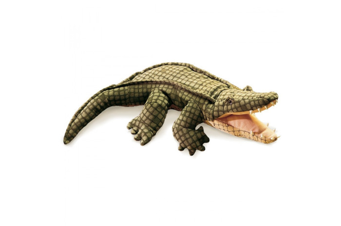 Large Alligator Puppet