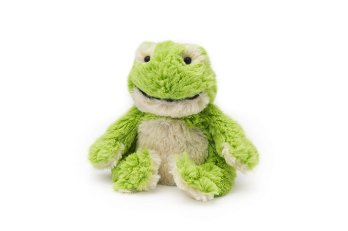 Warmies Junior Frog