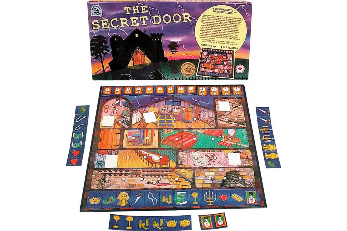 The Secret Door Board Game