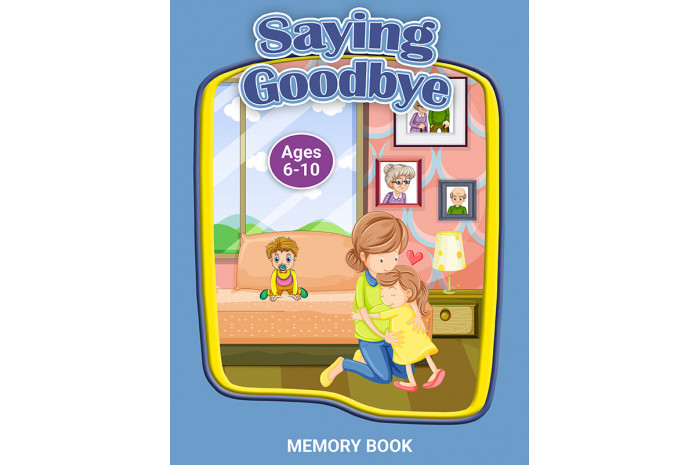 Saying Goodbye: Memory Book
