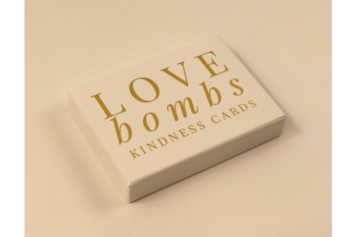 Love Bombs: Kindness Cards