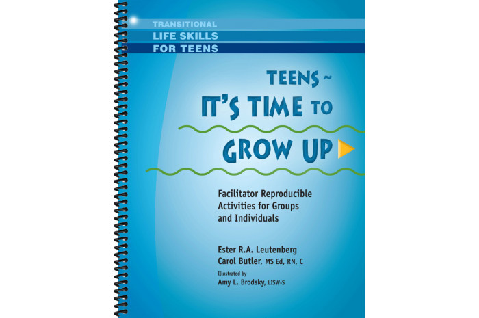 Teens It's Time To Grow Up Workbook