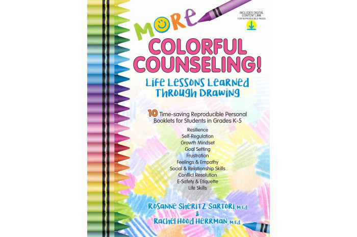 More Colorful Counseling! Life Lessons Learned Through Drawing