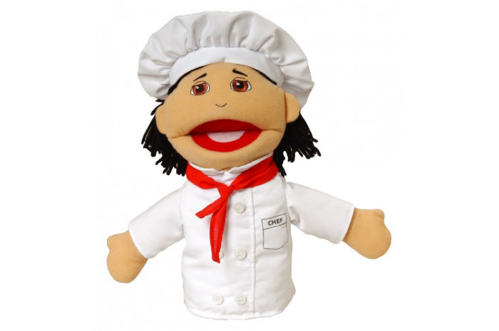 Small Chef Puppet