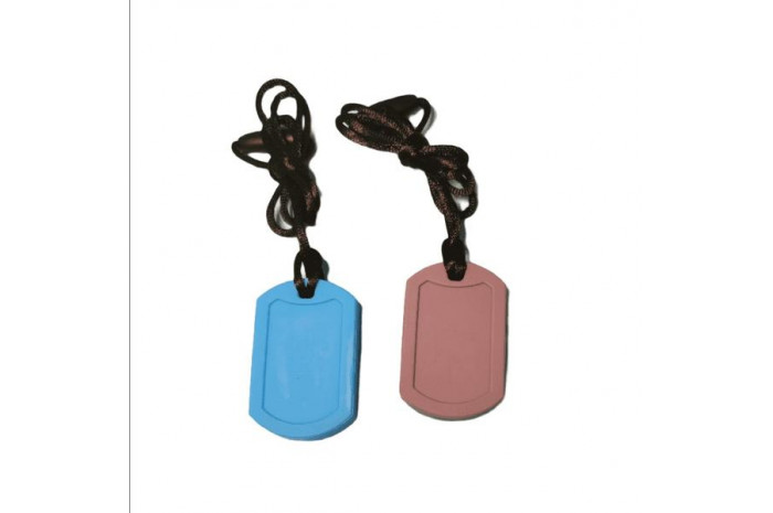 Chewable Dog Tag
