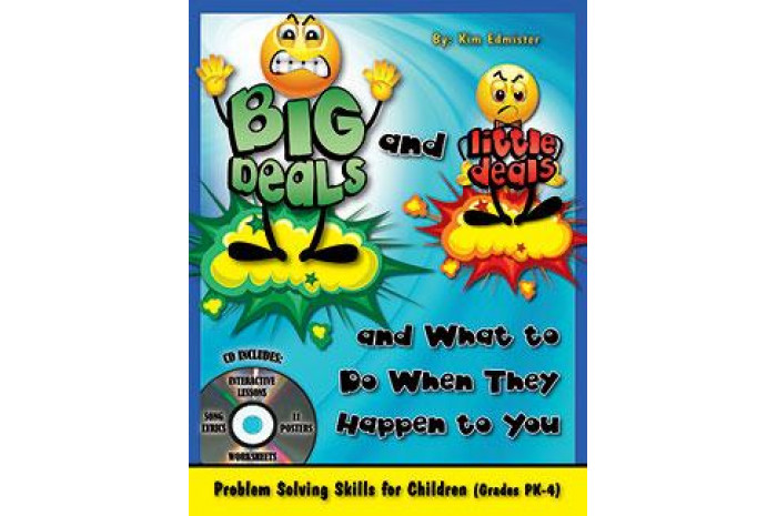 Big Deals and Little Deals and What to Do When They Happen to You Book & CD