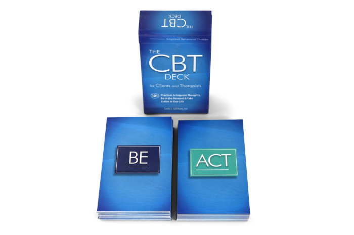 The CBT Deck for Clients and Therapists