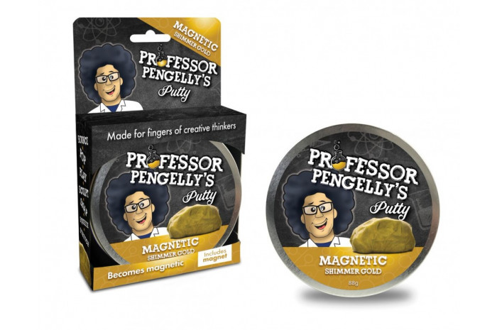 Magnetic Shimmer Gold Putty