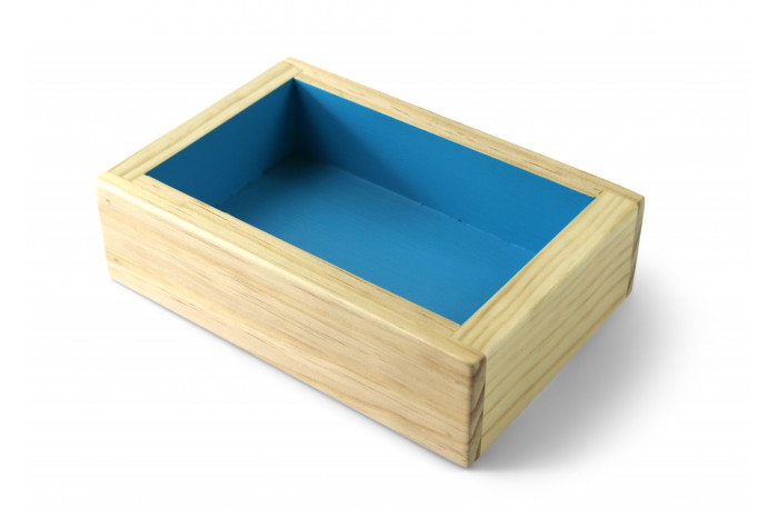 Personal Wooden Sand Tray