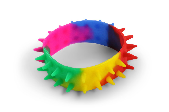 Spiky Wrist Band