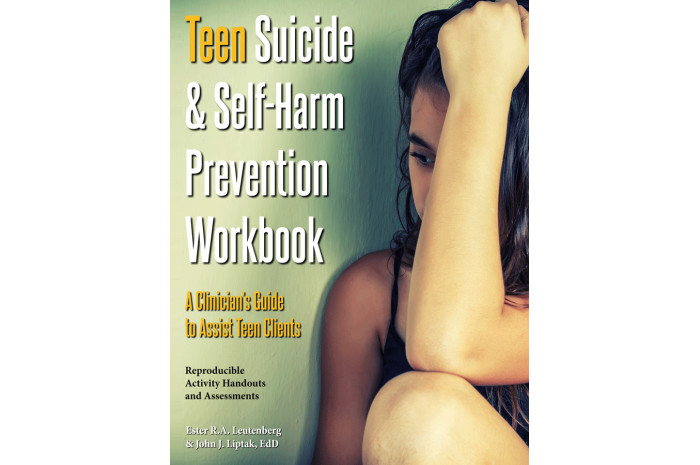 Teen Suicide & Self-Harm Prevention Workbook
