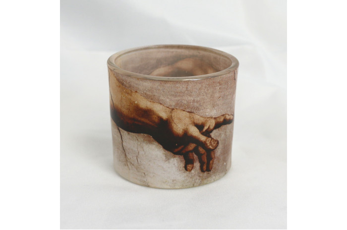 Hand of God Container