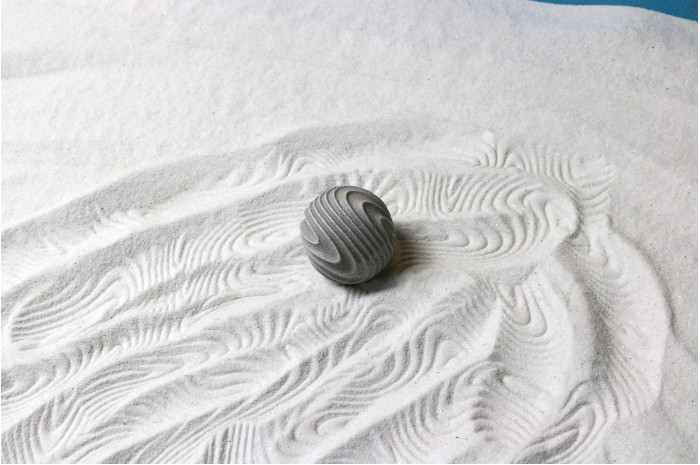 Sand Sphere Wave