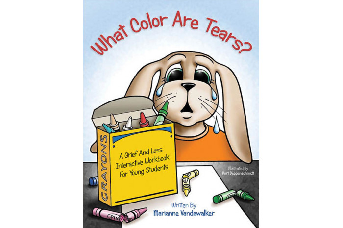 What Color Are Tears?: A Grief and Loss Interactive Workbook
