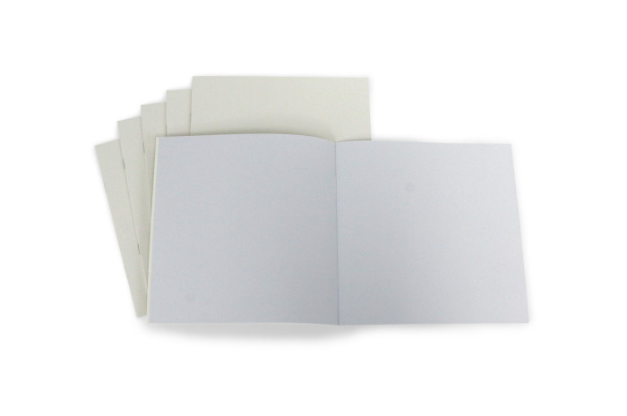 Softcover Blank Books - 6 Pack
