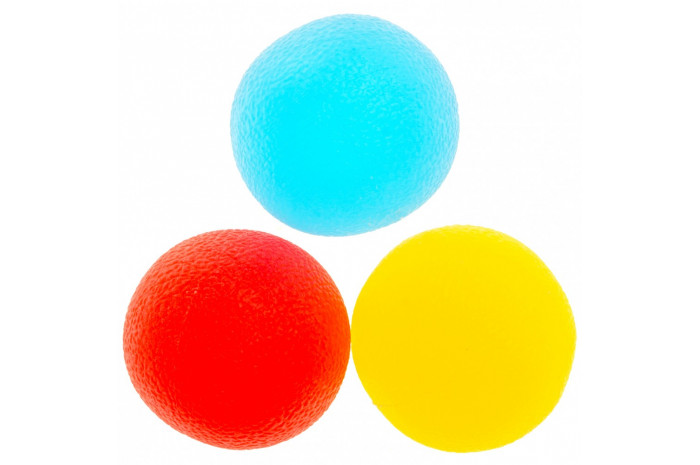 Squishy Stress Ball (Set of 3)