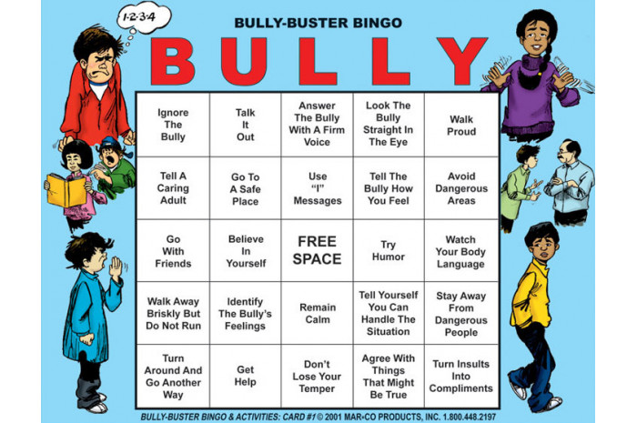 Bully-Buster Bingo with CD: 8 Complete Lessons Plus Reproducible Bingo Boards