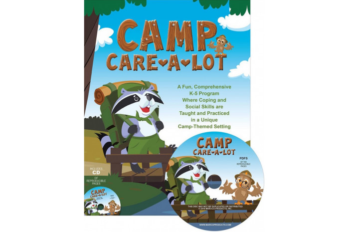 Camp Care-A-Lot with CD: Coping and Social Skills (K-5)