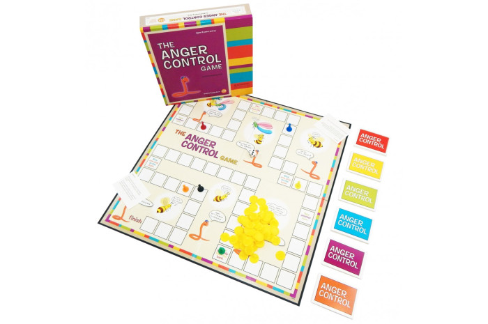 The Anger Control Game