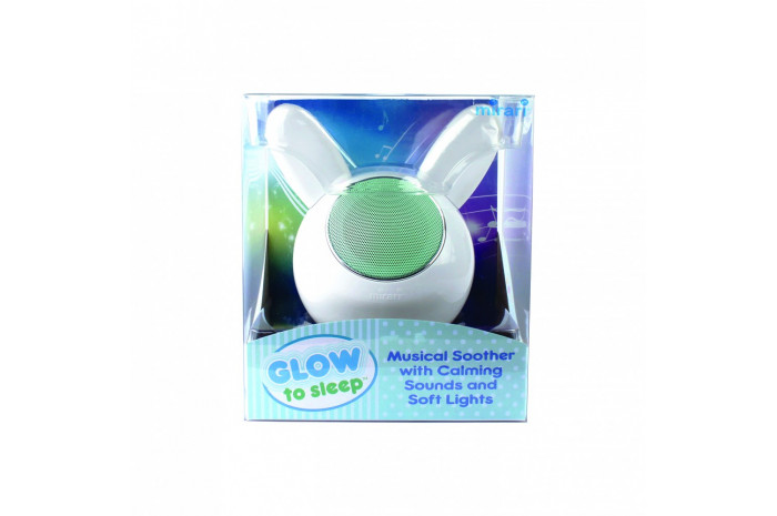 Musical Soother with Soft Lights (Glow to Sleep)