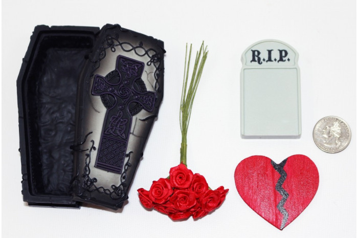 Grief Miniature Theme Kit