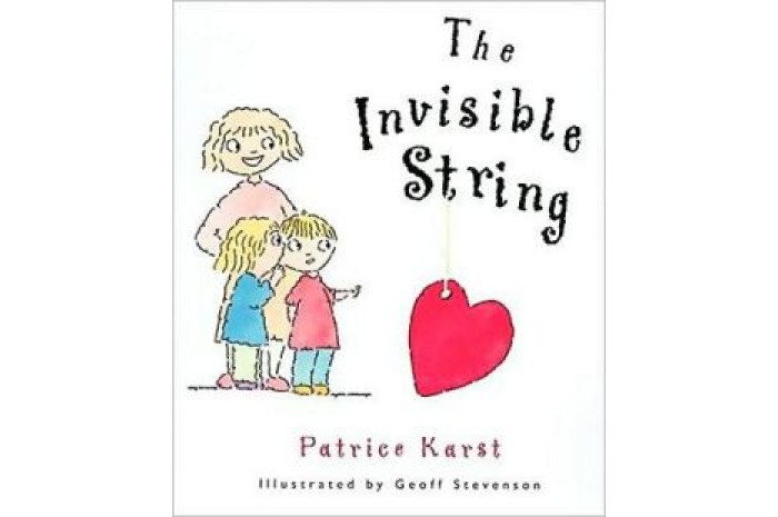 The Invisible String (hardcover)