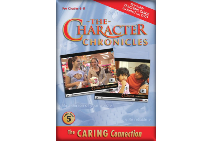 The Character Chronicles: The Caring Connection (Disk 5)