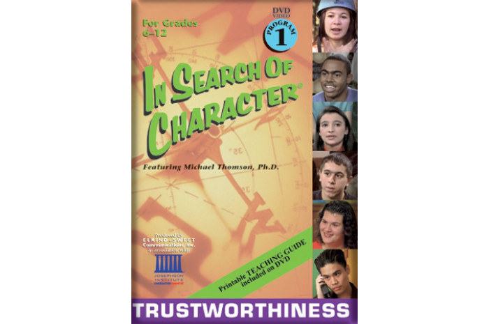 In Search of Character: Trustworthiness DVD