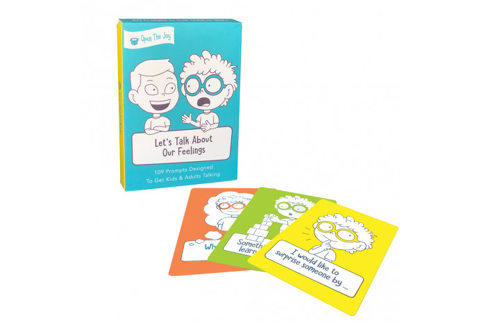Let's Talk About Our Feelings Cards