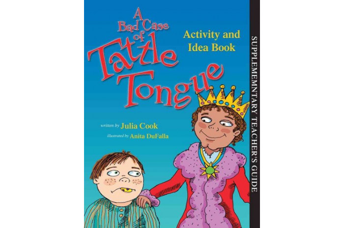 Activity Book for A Bad Case of the Tattle Tongue