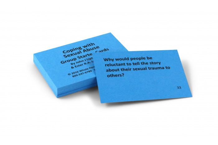 Coping With Sexual Abuse Card Deck