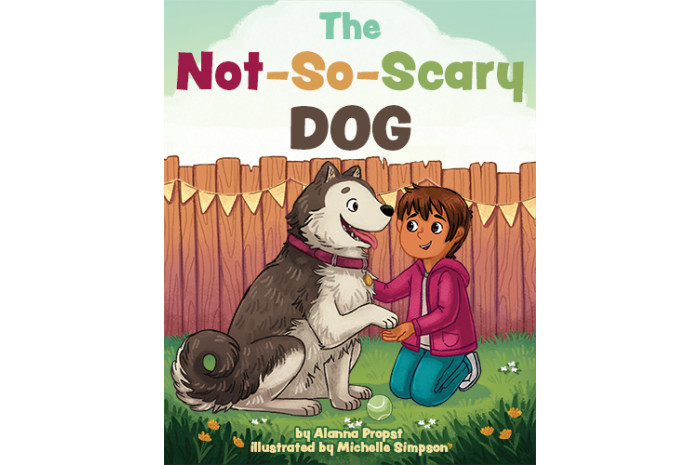 The Not-So-Scary Dog (Intro to Exposure Therapy for Kids)
