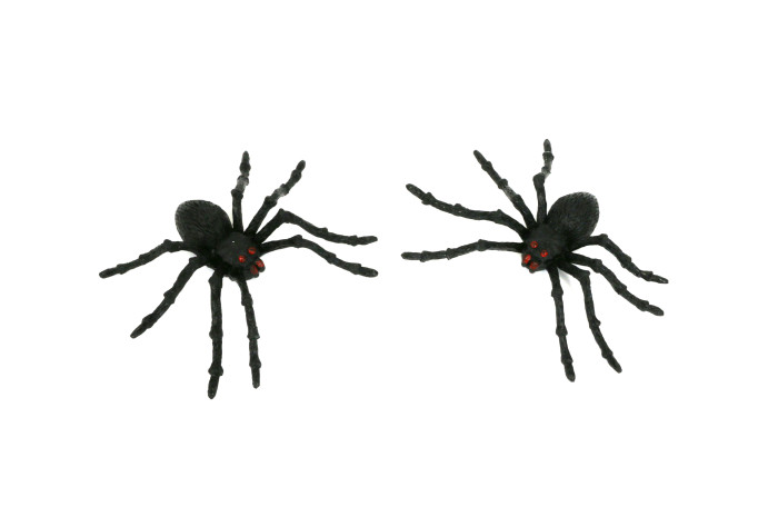 Large Spiders (set of 2)