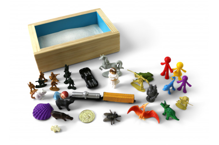 Personal Sand Tray Starter Kit Full Package