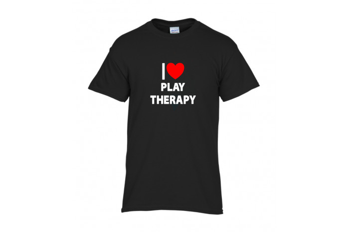 I Heart Play Therapy Shirt