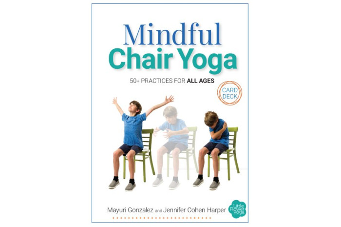 Mindful Chair Yoga Card Deck: 50+ Practices for All Ages