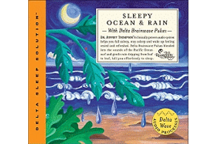 Sleepy Ocean & Gentle Rain (2 CD Set)