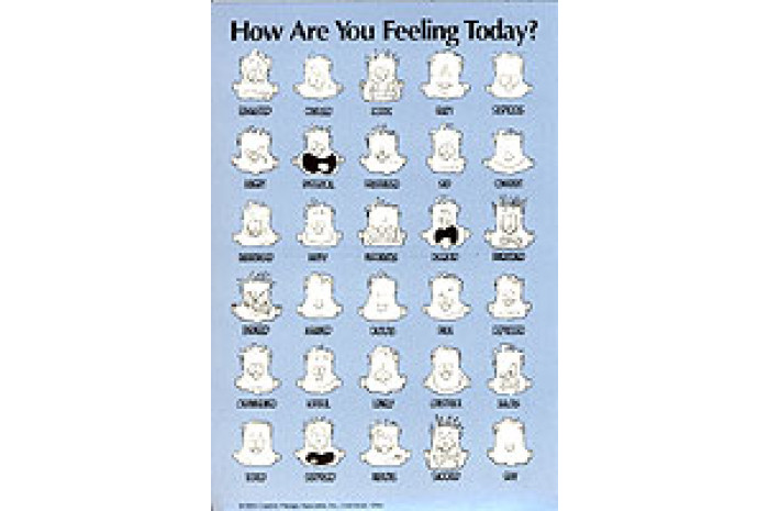 How Are You Feeling Today Poster