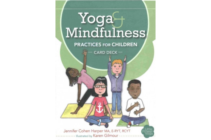Yoga & Mindfulness Practices for Children Card Deck