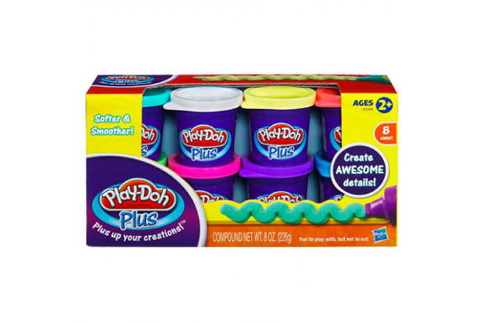 Play-Doh Plus 8 Pack