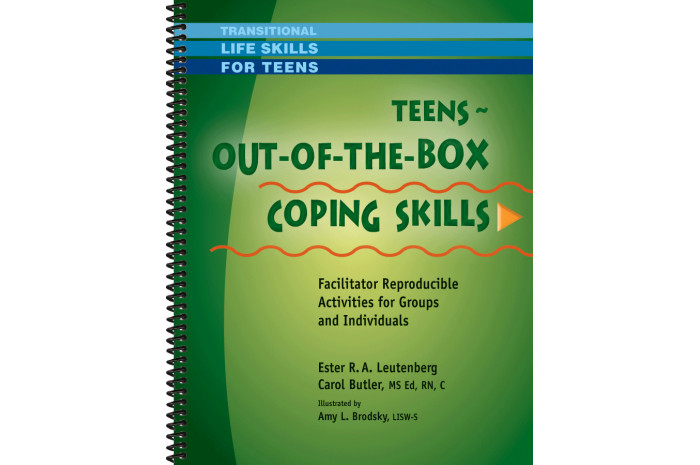 Out-of-the-Box Coping Skills for Teens Workbook