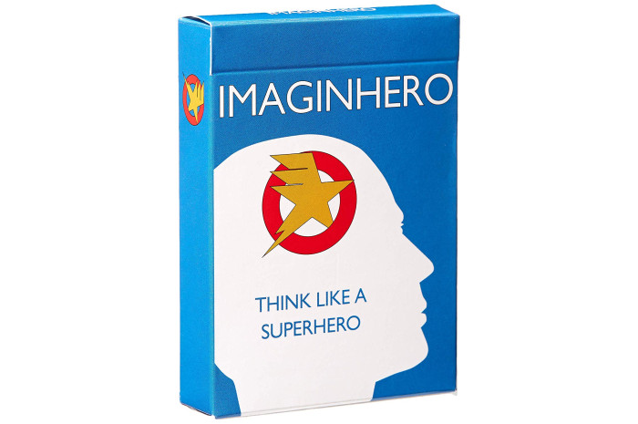 Imaginhero: A Therapy Tool to Help Children Reframe Their Approach to Problems