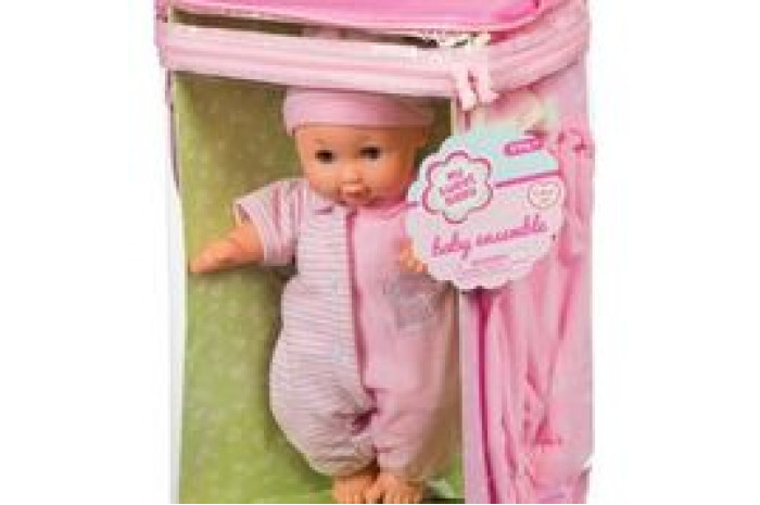 Deluxe Baby Ensemble (Doll and 11 Accessories)